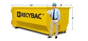 Recybac location de conteneurs